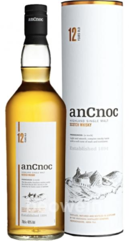 AnCnon Single Malt Scotch Whiskey 12 Year