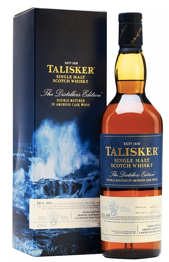 Talisker 12 Year Single Malt Scotch Distillers Edition