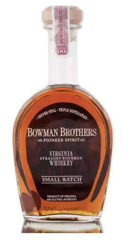 Bowman Brothers Small Batch Bourbon