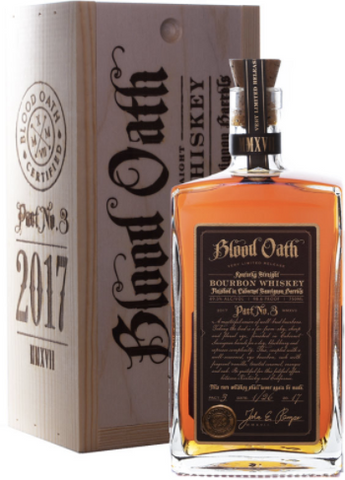 Blood Oath Pact No 5 Bourbon