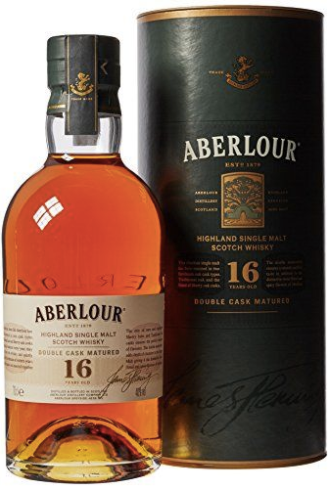 Aberlour 16 Year Single Malt Scotch Whisky