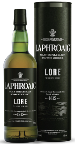 Laphroaig Lore Single Malt Scotch
