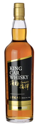 Kavalan King Car Single Malt Whiskey