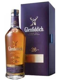 Glenfiddich 26 Year Single Malt Scotch Whisky