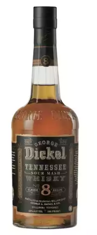 Dickel No 8 Sour Mash Whiskey