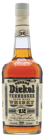 Dickel Superior No 12 Sour Mash Whiskey