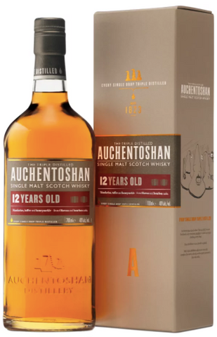 Auchentoshan 12 Year Single Malt Scotch