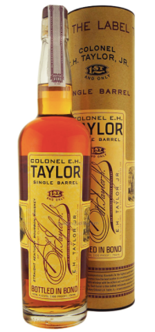 E.H. Taylor Single Barrel Bourbon
