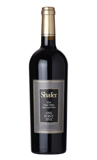Shafer Cabernet Sauvignon One Point Five 2014 (Half Bottle)
