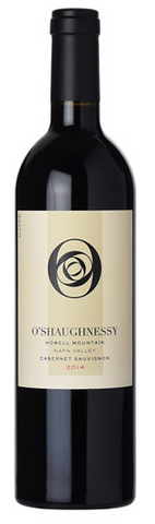 O'Shaughnessy Howell Mountain Cabernet Sauvignon 2014