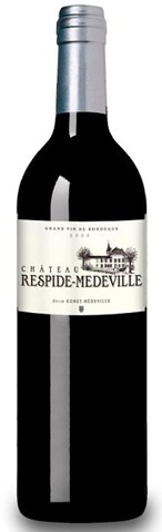 Chateau Respide Medeville Rouge 2014
