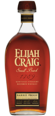 Elijah Craig Barrel Proof Kentucky Bourbon