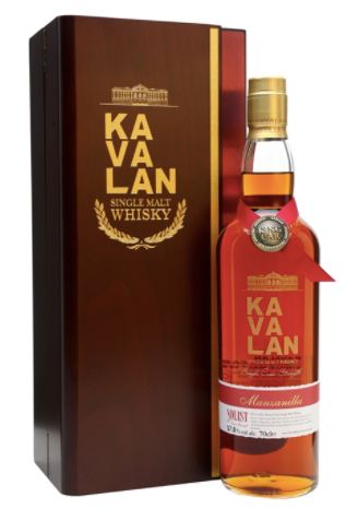 Kavalan Manzanilla Cask Strength Single Malt Whisky