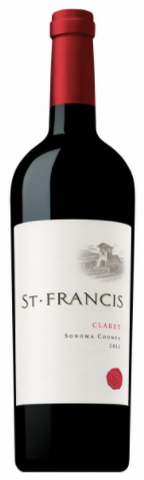 St. Francis Claret Red 2015