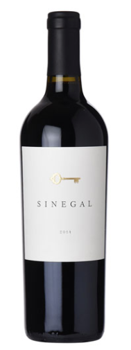 Sinegal Estate Cabernet Sauvignon 2016