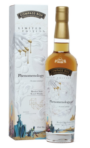 Compass Box Phenomenology Blended Scotch Whisky