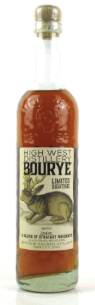 High West Bourye Limited Sighting