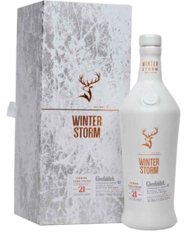 Glenfiddich Winter Storm 21 Year Ice Wine Casks