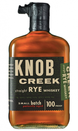 Knob Creek Small Batch Kentucky Straight Rye