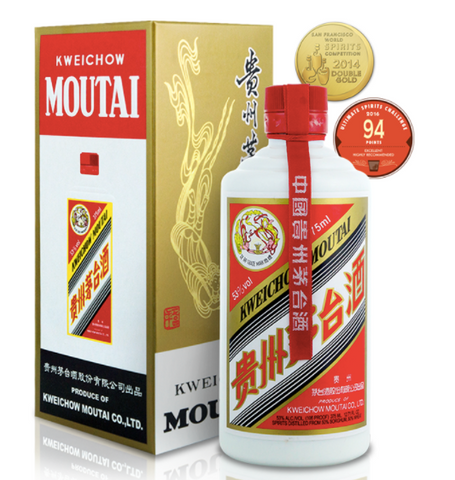Kweichow Moutai Baijiu (375 ml)