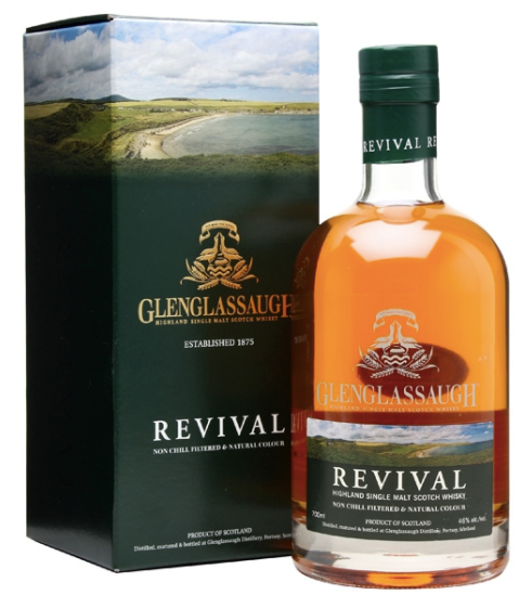 Glenglassaugh Revival Single Malt Scotch