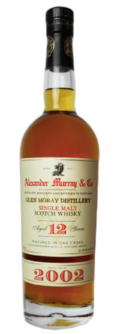 Alexander Murray Glen Moray 13 Year 2002 Cask Strength