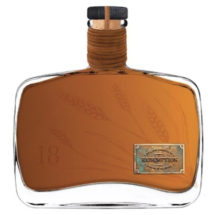 Redemption Ancients 18 Year Rye Whiskey
