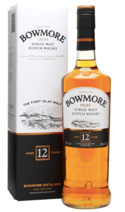 Bowmore 12 year Single Malt Scotch