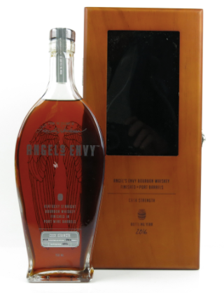 Angel's Envy Cask Strength 2018
