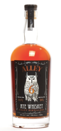 Alley 6 Rye Whiskey