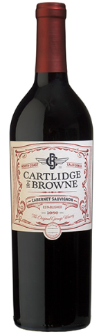 Cartlidge & Browne Cabernet Sauvignon 2016