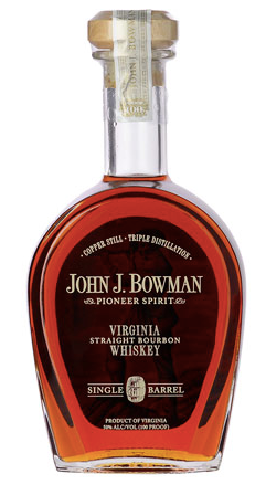 John Bowman Single Barrel Bourbon