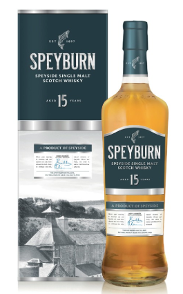 Speyburn 15 Year Single Malt Scotch Whisky
