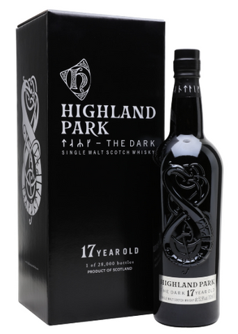 Highland Park 17 Year Dark Single Malt Scotch