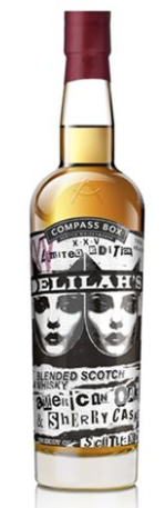 Compass Box Delilah's XXV Blended Scotch Whisky