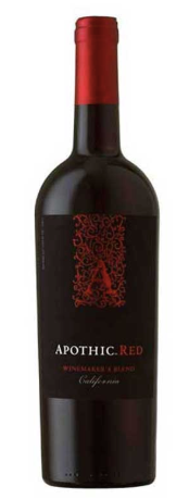 Apothic Red Blend 2017