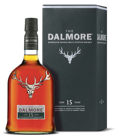 The Dalmore 15 Year Single Highland Malt Scotch Whisky