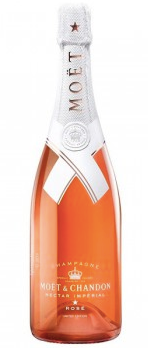 Moet & Chandon Nectar Rosé Virgil Abloh Limited Edition