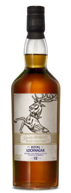 Royal Lochnagar 12 Year House Baratheon
