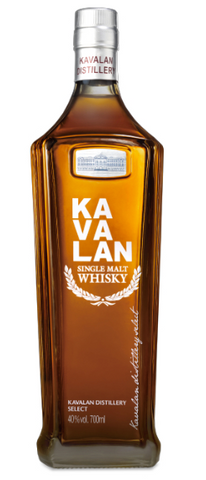 Kavalan Distillery Select Single Malt Whiskey