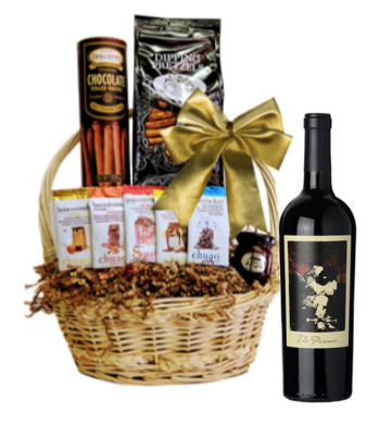 Prisoner Gift Basket