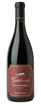 Goldeneye Anderson Valley Gowan Creek Pinot Noir