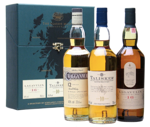 Classic Malts Strong Collection Gift Pack