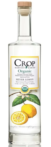 Crop Organic Meyer Lemon Vodka