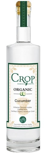 Crop Organic Cucumber Vodka