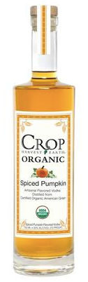 Crop Organic Pumpkin Spiced Vodka