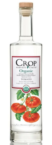 Crop Organic Tomato Vodka
