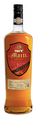 Marti Estate Strength Rum
