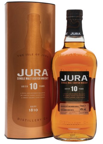 Jura Origin 10 Year Single Malt Whisky