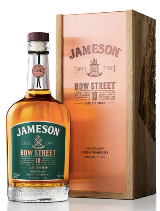 Jameson Bow Street 18 Year Cask Strength